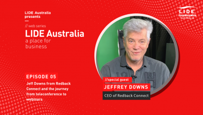 jeff downs redback connect lide webseries